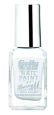 Barry M Cosmetics Gelly Nail Paint