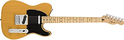 Fender Standard Telecaster Maple Neck, Butterscotch Blonde
