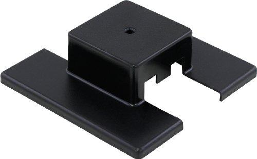 Liteline CF6108-BK Center Feed For Track Fixtures, Black by Liteline Corporation