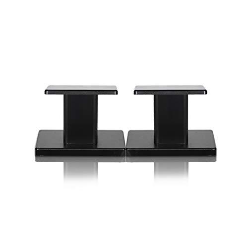 Bodenlautsprecher Ständer, Holz Bücherregal Lautsprecher Ständer Surround Sound Heimkino-1 Paar ( Color : C1 )