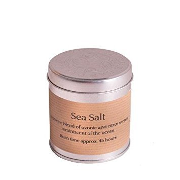 Tin Candle - Sea Salt by St Eval