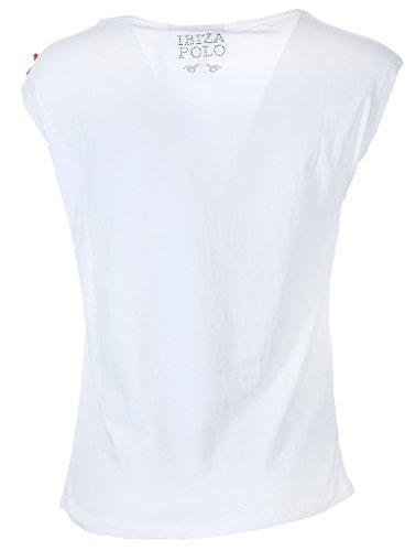 HV Polo Damen Shirt Alicia Weiß