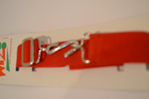 Boys-and-Girls-Snake-Belts-choose-your-colour-RED