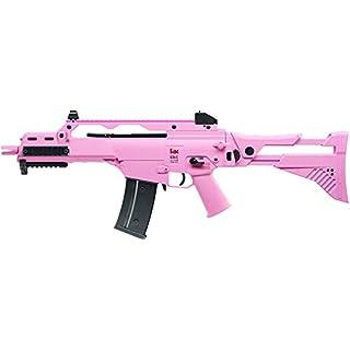 HECKLER & KOCH G36 C IDZ Advanced Pink Airsoft Gewehr, 500-745 mm