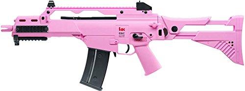 HECKLER & KOCH G36 C IDZ Advanced Pink Airsoft Gewehr, 500-745 mm -