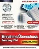 Einnahme-Überschussrechnung 2006