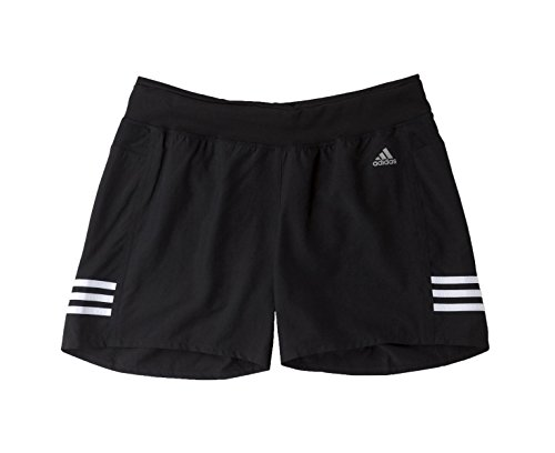 Adidas performance short pour femme Taille Noir - Noir/Blanc