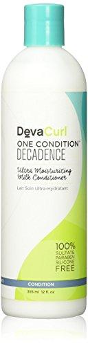 DevaCurl Condizionatore per decadimento 12 fl oz (Confezione da 1)