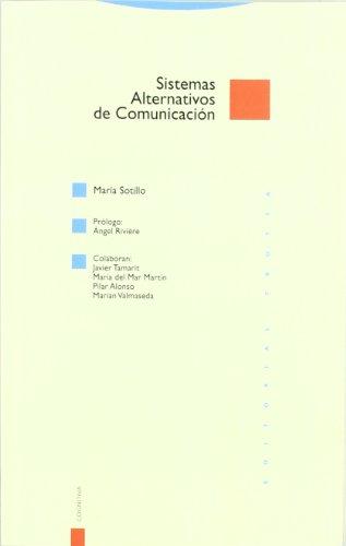 Sistemas alternativos de comunicación (Estructuras y Procesos. Cognitiva)