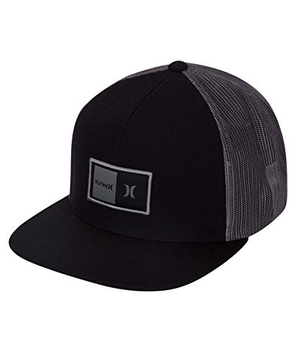 Hurley Herren Cap M Natural Hat, Black, 1size, AT8568