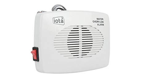 Iota Plastic H1 Overflow Siren Water Tank Alarm, Standard Size (White)