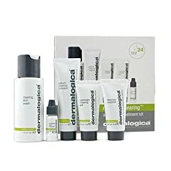 Dermalogica MediBac Clearing Adult Acne Treatment Kit - 5pcs