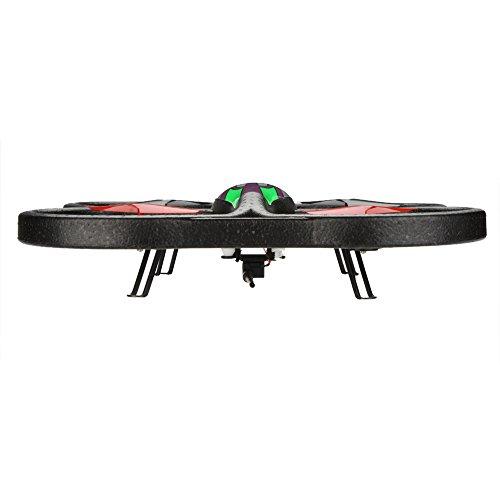 WLtoys V666 5,8 G FPV 6 Achse 4CH RC große Quadrocopter Quadcopter UFO mit 2.0MP HD Kamera und Monitor RTF - 2