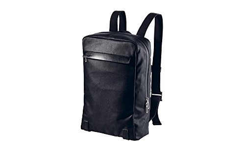 Brooks Pickzip Backpack Canvas 20l total black 2017 Rucksack