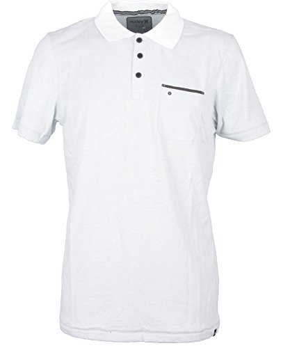Hurley DRI-FIT LAGOS Polo Shirt white White