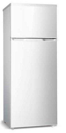Hisense RT280D4AW1- Frigorífico y congelador (independiente, alto puesto, A+, color blanco)