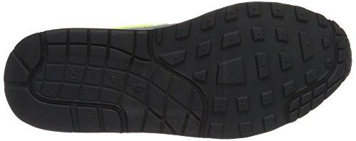 Nike Air Max 1 GS Scarpe Sportive, Unisex Bambino cool grey-volt-anthracite-white (555766-045)