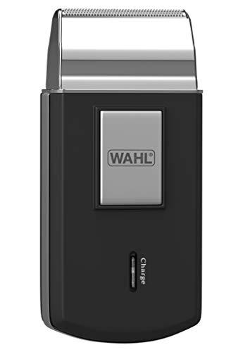 Wahl 3615-0470 - Afeitadora (Máquina de afeitar de láminas, 0,4 mm, Negro, Plata, AC/Batería, Níquel-metal hidruro (NiMH), 45 min)