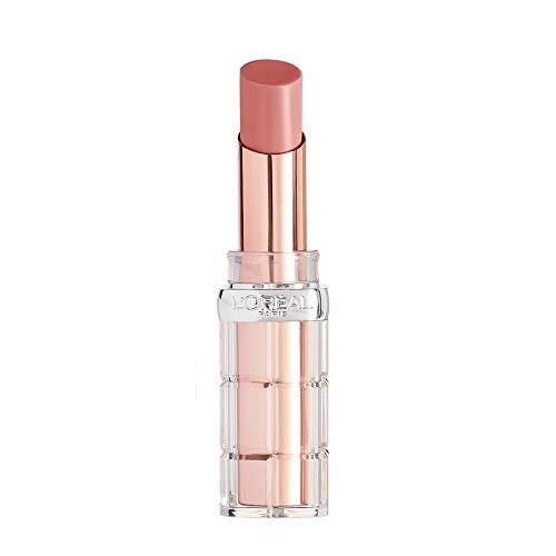 L'Oréal Paris Color Riche Plump & Shine, Lippenstift für intensive Farbe und natürlichen Glanz - 107 Coconut Plump (1 x 4 g) - Intensive Aufpolsterung