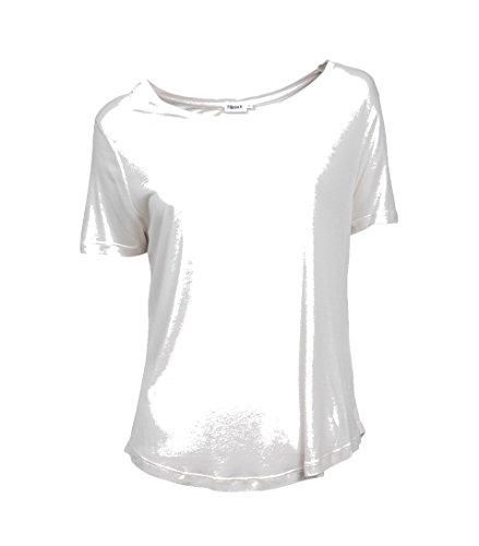filippa-k-womens-t-shirt-viscose-beige-chiffon-m