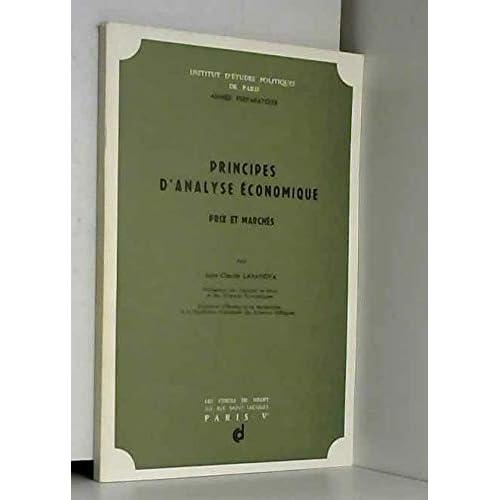 Prix et marchés (Principes d'analyse économique)