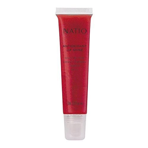 Natio Antioxidant Lip Shine 15ml -Love