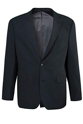 JP 1880 Herren große Größen bis 72, Anzug-Jacke, Baukasten-Sakko Zeus, FLEXNAMIC®, Schnurwoll-Qualität anthrazit 66 705512 11-66