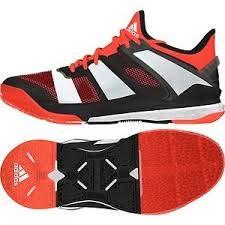 adidas Herren Stabil X Handballschuhe Rot (Rojsol/Ftwbla/Negbas 000) 51 1/3 EU Adidas Sling