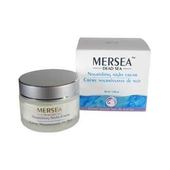MERSEA Totes Meer - Nährende Nachtcreme, 50 ml - Hochwirksame