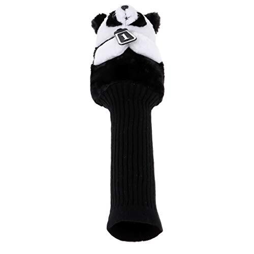 CUTICATE Protège-tête De Club De Golf Animal pour Pilote De Bois 460 CC/N ° 1 - Panda, comme...