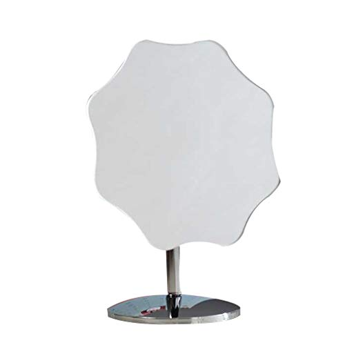 Schminkspiegel Kosmetikspiegel Auf Dem Stand, Freie Rotation für Countertop Cosmetic Makeup Anzug für Badezimmer Oder Schlafzimmer Tischplatte (größe : B1) -