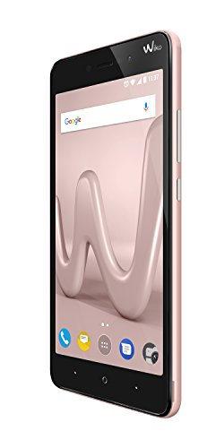 Wiko Lenny4 Plus 5 5  SIM Doble 1GB 16GB 2500mAh Rose Gold - Smartphone  14 cm  5 5    16 GB  8 MP  Android  7 0  Rose Gold