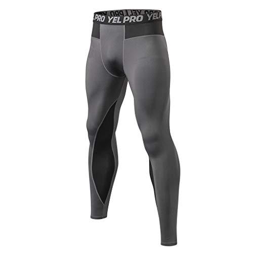 Herren Lange Unterhosen mit Weichbund transparent Hose Unterwäsche Strumpfhose Leggings