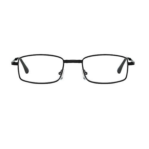 Intelligente automatische faltbare Zoom-Lesebrille, progressive Business-Multifokus-Lupe mit doppeltem Verwendungszweck, hochauflösende lichtempfindliche Anti-Ermüdungs-Brille für Männer und Frauen