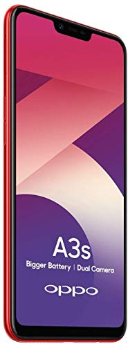 OPPO A3s (Red, 16GB) with Offers 2