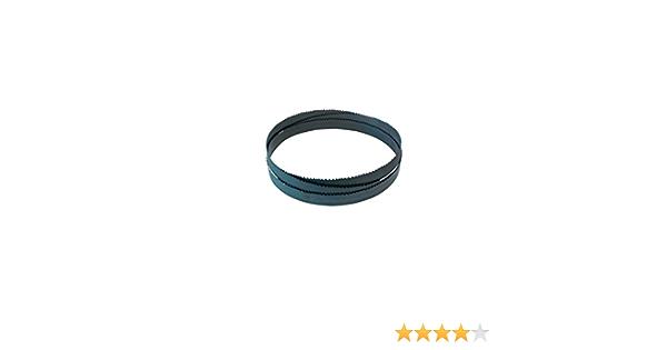 Sidamo 20198526 3 lames de scie /à ruban Bi-m/étal 1440 x 13 x 0,6 x 8//12 Dents pour SR125 MV