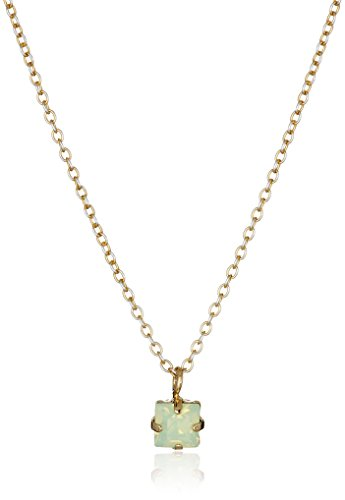 kris-nations-green-opal-swarovski-crystal-dulce-chiquito-square-gold-necklace-18-2-extender