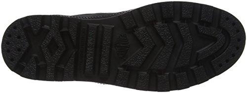 Palladium Herren Pallabosse Low Cvs Sneaker Schwarz (Black/black 466)