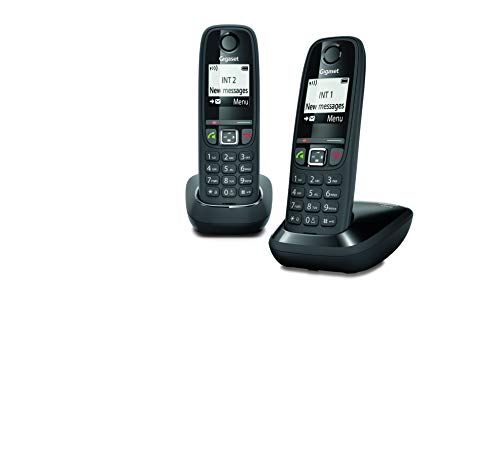 Gigaset AS470 Duo - Teléfono Teléfono DECT