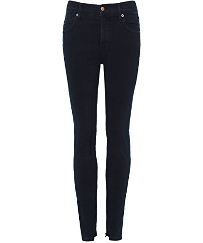 Citizens Of Humanity Skinny (Citizens of Humanity Damen High Aufstieg Rakete Röhrenjeans 28 Blau)
