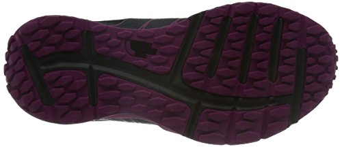 The North Face W Litewave Tr, Chaussures de Running Entrainement Femme Noir (TNF Black / Raspberry Rose)