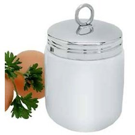 Egg Coddler with Stainless Steel Top by KitchenCraft