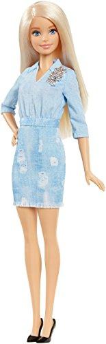 Image of Barbie DVX71 Fashionistas Double Denim Original Doll