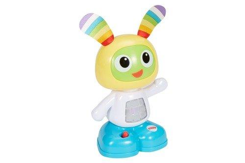 Fisher-Price Mini Bebo Robot Interactif, Jouet Sons...