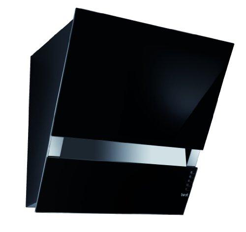 Best 07F20500 Stratus Nova (Nero) / 55 cm / Edelstahl, Glas, schwarz