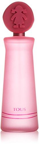 TOUS TOUS KIDS girl agua de tocador vaporizador 100 ml (precio: 31,94€)