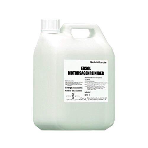 Preisvergleich Produktbild EOSOL Motorsägenreiniger / Kettensägenreiniger (Schaumreiniger),  5 l im Nachfüllkanister,  höchste Reinigungskraft bei Harzen,  Ölen und Fetten,  Hochleistungsreiniger auf Wasserbasis