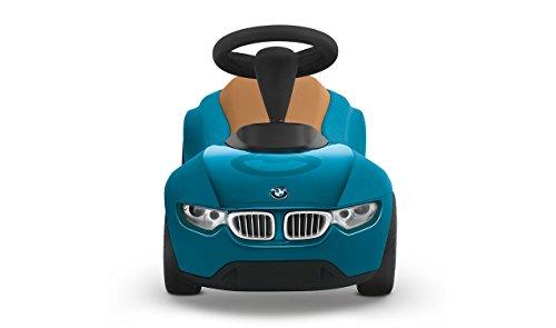 BMW 80932413783 Baby Racer III Kinderfahrzeug, Blau/Karamell