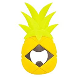 Pineapple Bottle Opener - The Pineapple Bottle Opener Will Party Started In Tropical Style.