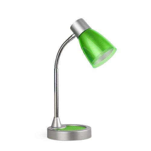 Faro 51970 - ALADINO LED Lampada da lettura verde